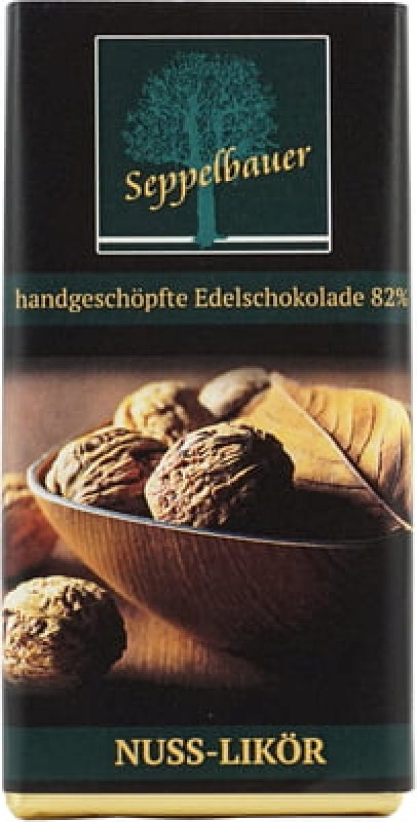 Schokolade Nuss-Likör 70g