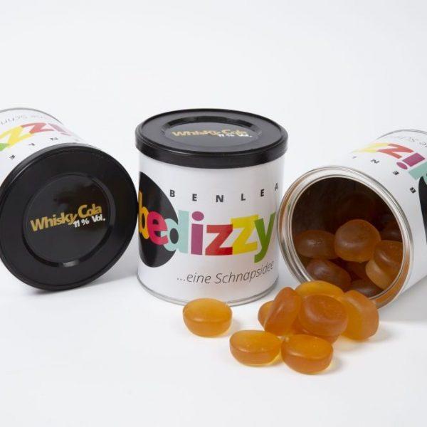 Be Dizzy Fruchtgummis WhiskyCola