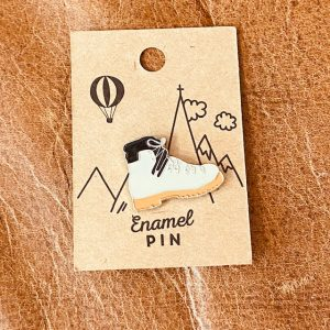 Gipfelstürmer Emaille Pin